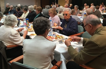 VIII. Nyugdíjas találkozó