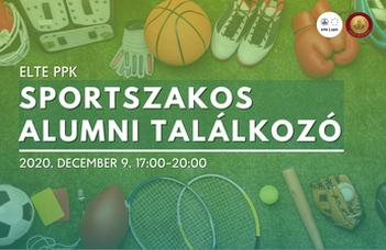 Az ELTE PPK Egészségfejlesztési és Sporttudományi Intézet öregdiákjainak rendezvénye.
