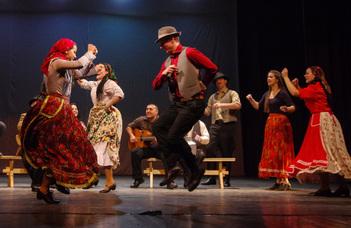A Szökős az Operettszínházban