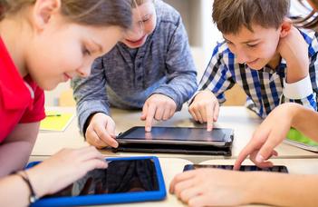 Mit töltünk le a gyerekeknek a tabletra?