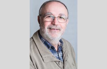 Tudományos ülés Németh András professzor tiszteletére a Magyar Tudomány Ünnepén.