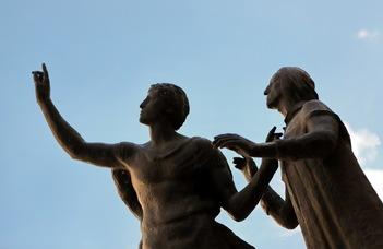 Megemlékezés Dante halálának 700. évfordulójáról