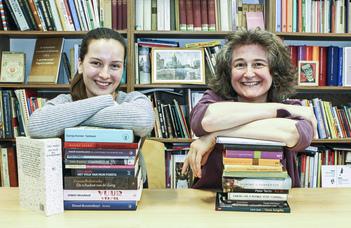 Gracza Krisztina és Réthelyi Orsolya (CELSA)