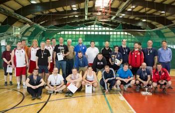 IV. Egyetemi-Főiskolai Dolgozók Sportkupája