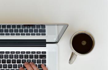 Online miniképzés egy kávé mellett? Júniusi drop-in session-kínálatunk
