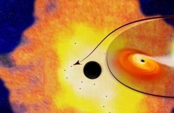 Újabb fekete lyukakat fedeztek fel