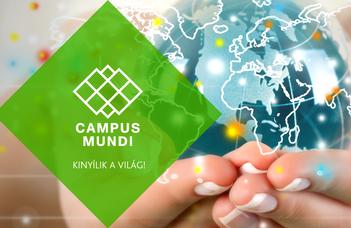 Szakmai gyakorlat Campus Mundival