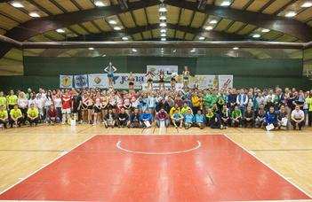 Közel 700 sportoló a 2017-es KEK-en