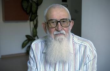 Életműdíj Komoróczy Gézának
