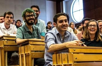 Sikerrel zárult a brazil hallgatók konferenciája
