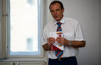 Ismét Balázs Géza a Magyar Nyelv és Kultúra Nemzetközi Társaságának elnöke
