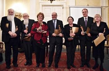 Hazám-díjas ELTE-sek