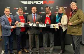Együttműködés a Benfica és a BEAC között