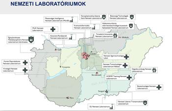 Új ELTE-s Nemzeti Laboratóriumok