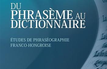 A frazémától a szótárig