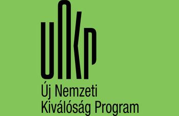 Új Nemzeti Kiválóság Program 2021/2022 - felhívás
