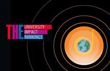 Egyetemünk a THE fenntarthatósági rangsorában