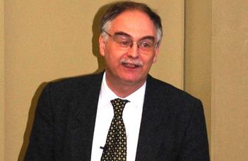 Zemplén Géza-fődíjas Mező Gábor