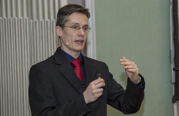 Farkas Illés átvette az Ignaz L. Lieben-díjat