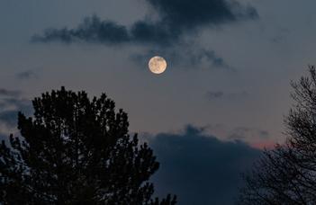 Hatalmasnak látjuk ma a Holdat (24.hu)