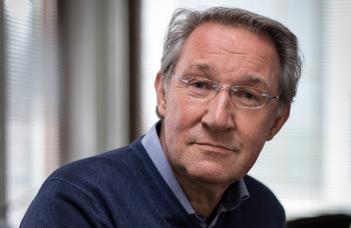 Wim van den Brink professzor (Amszterdami Egyetem) angol nyelvű díszdoktori előadása.