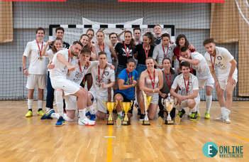 Dupla győzelem a Futsal MEFOB döntőjében