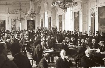 Menekülés, mobilitás, integráció az első világháború után