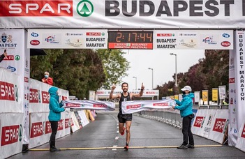 Magyar bajnok a BEAC atlétája