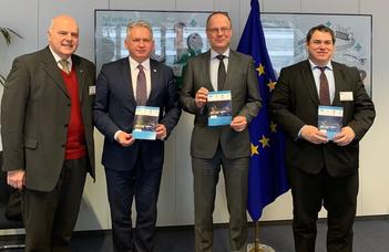 Brüsszelben járt a CELSA elnöksége