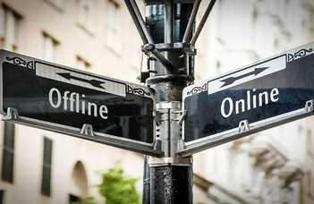 Az egyensúlyt kell megtalálni az online és nem online lét között