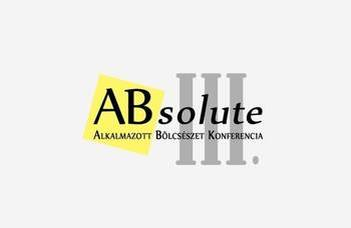 III. ABsolute Konferencia