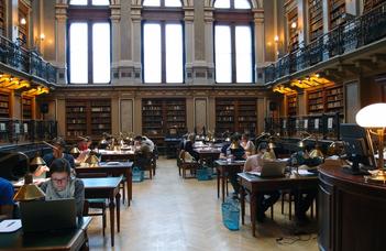 Rangos nemzetközi hálózatok tagja lett az Egyetemi Könyvtár