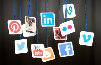 Bővülő közösségi média jelenlét