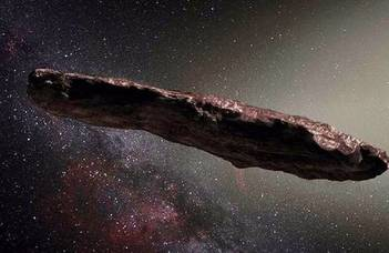 A természet műve lenne az Oumuamua formája?