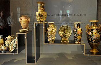 A Nyugdíjas Klub hívja az érdeklődőket a Zsolnay kerámiákat bemutató kiállításra.