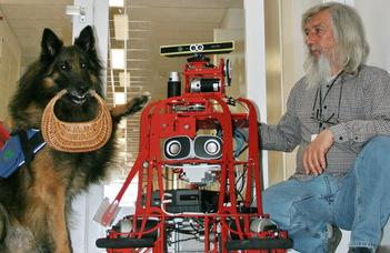 Az ember második legjobb barátja – a robot?