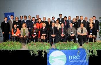 A DRC éves konferenciája és közgyűlése