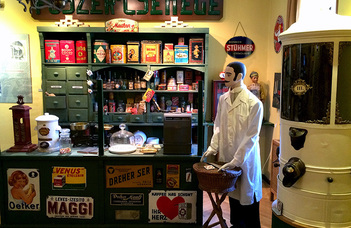 Az ELTE Nyugdíjasklub szeretettel várja az érdeklődőket a múzeum meglátogatására.