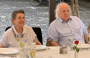 Szabó Miklós 80 éves