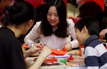 A Konfuciusz Intézet ingyenes kulturális délutánja.