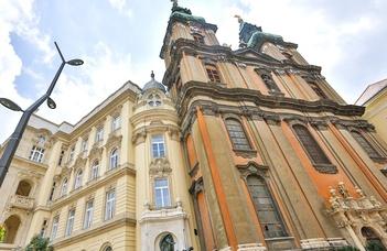 Az ELTE Bartók Béla Énekkara és Egyetemi Koncertzenekara hangversenye.