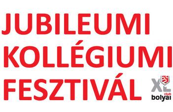 A Kőrösi Csoma Sándor Kollégium jubileumi rendezvénye.