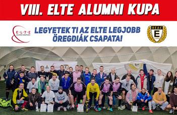 VIII. ELTE Alumni Kupa
