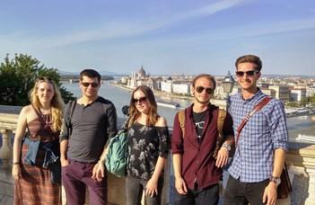 Nemzetközi nyári programok az ELTE-n