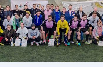 A BeRugosz FC nyerte az Alumni Kupát