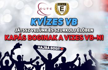Alumnusok is játszhatnak a KVÍZES VB-n!