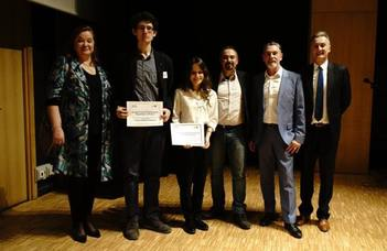 Hallgatói sikerek a Nemzetközi Frankofón Ékesszólási Versenyen