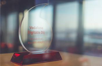 Vodafone Digitális Díj