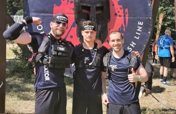 ELTE-sek a Spartan Race kihíváson