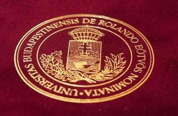 Rektori kiválósági különdíj